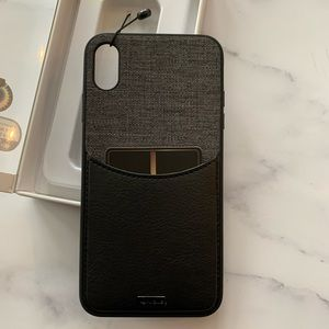 Uunique London Reflect Pocket Folio Case iPhone